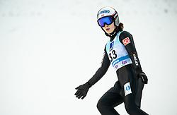 Anna Odine Stroem of Norway during 2nd Round at Day 1 of World Cup Ski Jumping Ladies Ljubno 2019, on February 8, 2019 in Ljubno ob Savinji, Slovenia. Photo by Matic Ritonja / Sportida
