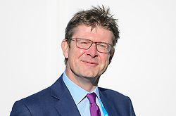 © Licensed to London News Pictures. 04/10/2017. Manchester, UK. Secretary of State for Business, Energy and Industrial Strategy GREG CLARK at Conservative Party Conference. The four day event is expected to focus heavily on Brexit, with the British prime minister hoping to dampen rumours of a leadership challenge. Photo credit: Ben Cawthra/LNP