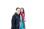 Engagement Portraits: Lauren and Tad