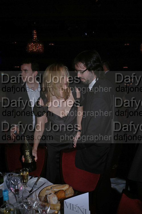 J.K. ROWLING AND NEIL MURRAY, 17th Annual Book Awards, hosted by richard and Judy. grosvenor House. London. 29 March 2006. ONE TIME USE ONLY - DO NOT ARCHIVE  © Copyright Photograph by Dafydd Jones 66 Stockwell Park Rd. London SW9 0DA Tel 020 7733 0108 www.dafjones.com