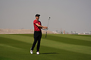 Ross Fisher (ENG) on the 9th during Round 3 of the Oman Open 2020 at the Al Mouj Golf Club, Muscat, Oman . 29/02/2020<br /> Picture: Golffile   Thos Caffrey<br /> <br /> <br /> All photo usage must carry mandatory copyright credit (© Golffile   Thos Caffrey)