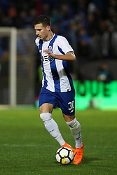 March 11, 2018 - Pacos Ferreira, Pacos Ferreira, Portugal - Porto's Portuguese defender Diogo Dalot in a action during the Premier League 2017/18 match between Pacos Ferreira and FC Porto, at Mata Real Stadium in Pacos de Ferreira on March 11, 2018. (Credit Image: © Dpi/NurPhoto via ZUMA Press)