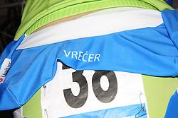 Robert Vrecer during the Elite Men's Time Trial on day three of the UCI Road World Championships on September 21, 2011 in Copenhagen, Denmark. (Photo by Marjan Kelner / Sportida Photo Agency)