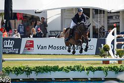Morssinkhof Micky, NED, Car for love<br /> Rivez Assuratiën Prijs<br /> Nederlands Kampioenschap Jumping Young Riders - Mierlo 2017<br /> © Hippo Foto - Dirk Caremans<br /> 20/04/2017