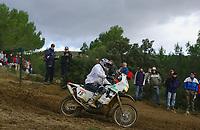 Motor<br /> Paris Dakar 2004<br /> Foto: Digitalsport<br /> Norway Only<br /> <br /> NARBONNE - CASTELLON<br /> PÅL ANDERS ULLEVÅLSETER / KTM SCANDINAVIA