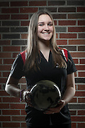 Marist High School 2015-16 Girls Bowling Sports Photography. Chicago, IL. Chris W. Pestel Chicago Sports Photographer.