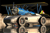 The Mercedes W196 Silver Arrow 1954 is one of the very first cars to carry the emblem on the bonnet of the car. It was one of the most successful sports cars in its day and has gone on to be one of the most sought after classic and collector car vehicles around today. The car that sported this emblem had won the Formula Two championship three times, which made it even more popular than ever before. Here are a few facts about this vehicle, as well as some history behind it.