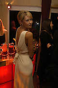 LANDI SWANEPOEL. The London party on the Eve of the Baftas hosted by United Pictures and Variety to benefit Lepra. Sponsored by Steinmetz, Chatila jewellers, and E Entertainment. Spencer House. St. james's Place. London. 18 February 2006. ONE TIME USE ONLY - DO NOT ARCHIVE  © Copyright Photograph by Dafydd Jones 66 Stockwell Park Rd. London SW9 0DA Tel 020 7733 0108 www.dafjones.com