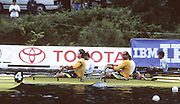 Lucerne, SWITZERLAND 1992 FISA World Cup Regatta, Lucerne. Lake Rotsee.  [Mandatory Credit: Peter Spurrier: Intersport Images] 1992 Lucerne International Regatta and World Cup, Switzerland