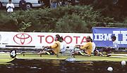 Lucerne, SWITZERLAND 1992 FISA World Cup Regatta, Lucerne. Lake Rotsee.  [Mandatory Credit: Peter Spurrier: Intersport Images] 1992 Lucerne International Regatta and World Cup, Switzerland