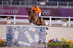 Houtzager Marc, NED, Dante, 371<br /> Olympic Games Tokyo 2021<br /> © Hippo Foto - Dirk Caremans<br /> 06/08/2021