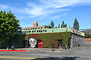 Museum Of Death On Hollywood Blvd Los Angeles
