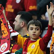 Galatasaray's Supporters fans during their Turkish Super League soccer match Galatasaray between IBBSpor at the AliSamiyen Spor Kompleksi TT Arena at Seyrantepe in Istanbul Turkey on Saturday, 30 March 2013. Photo by Aykut AKICI/TURKPIX
