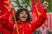 May Day Workers March London