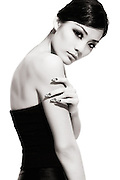 model: Julie Xiong