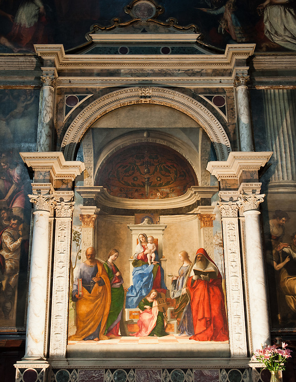 S Zaccaria Church Venice