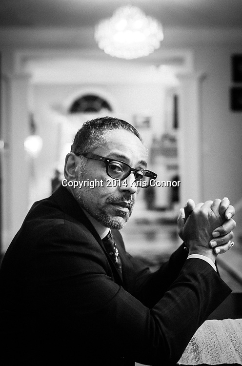 POTOMAC, MD - NOVEMBER 13: Actor Giancarlo Esposito poses for portraits on November 13, 2014 in Potomac, Maryland..(Photo by Kris Connor/Getty Images) POTOMAC, MD - NOVEMBER 13: Actor Giancarlo Esposito poses for portraits on November 13, 2014 in Potomac, Maryland..(Photo by Kris Connor/Getty Images)<br /> <br /> For Licensing https://www.gettyimages.com/photos/giancarlo-esposito-kris-connor?editorialproducts=entertainment&events=524275953&family=editorial&phrase=giancarlo%20esposito%20kris%20connor&sort=best#license