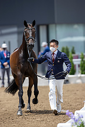 Kitahara Hiroyuki, JPN, Huracan 10, 144<br /> Olympic Games Tokyo 2021<br /> © Hippo Foto - Dirk Caremans<br /> 23/07/2021