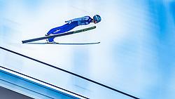 31.12.2016, Olympiaschanze, Garmisch Partenkirchen, GER, FIS Weltcup Ski Sprung, Vierschanzentournee, Garmisch Partenkirchen, Qualifikation, im Bild Michael Hayboeck (AUT) // Michael Hayboeck of Austria during his Qualification Jump for the Four Hills Tournament of FIS Ski Jumping World Cup at the Olympiaschanze in Garmisch Partenkirchen, Germany on 2016/12/31. EXPA Pictures © 2016, PhotoCredit: EXPA/ JFK