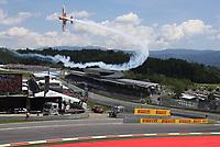 SPIELBERG,AUSTRIA,22.JUN.14 - MOTORSPORT, FORMEL 1 - Grand Prix von Oesterreich, Red Bull Ring. <br /> . Bild zeigt Hannes Arch (Red Bull). <br /> F1<br /> Norway only