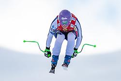 11.01.2020, Keelberloch Rennstrecke, Altenmark, AUT, FIS Weltcup Ski Alpin, Abfahrt, Damen, im Bild Ilka Stuhec (SLO) // Ilka Stuhec of Slovenia in action during her run for the women's Downhill of FIS ski alpine world cup at the Keelberloch Rennstrecke in Altenmark, Austria on 2020/01/11. EXPA Pictures © 2020, PhotoCredit: EXPA/ Johann Groder