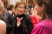 JULIA PEYTON-JONES; , The Veuve Clicquot Business Woman Award. Claridge's Ballroom. London W1. 11 May 2015.