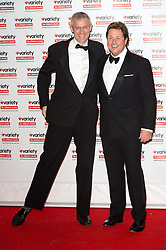 October 18, 2016 - London, London, UK - JEREMY VINE and MICHAEL BALL attend the Variety Showbiz Awards at the Hilton Park Lane Hotel. London, UK. (Credit Image: © Ray Tang/London News Pictures via ZUMA Wire)