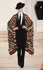Ralph Lauren show at New York Fashion week S/S 2013
