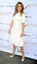 60213950  <br /> Jennifer Lopez attends Viva Movil By Jennifer Lopez Flagship Store Opening at Viva Movil <br /> New York City, USA<br /> Friday, July 26, 2013<br /> Picture by imago / i-Images<br /> UK ONLY