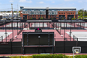 Lastinger Tennis Center at  Chapman University
