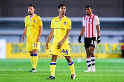 Zain Walker - Mandatory by-line: Ryan Hiscott/JMP - 13/11/2018 - FOOTBALL - St James Park - Exeter, England - Exeter City v Bristol Rovers - Checkatrade Trophy