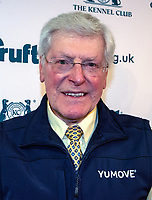 Peter Purves at Crufts 2020 held at the NEC Birmingham.photo mark anton smith