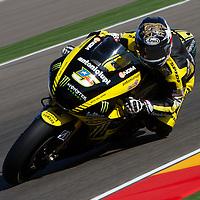 2011 MotoGP World Championship, Round 14, Motorland Aragon, Spain, 18 September 2011, Colin Edwards