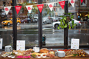 Brooklyn, NY - May 13, 2019: The annual Slow Down hosted by Slow Food NYC honoring Naama Tamir at her restaurant, Lighthouse Brooklyn in Williamsburg.<br /> <br /> <br /> Photo by Clay Williams.<br /> <br /> © Clay Williams / http://claywilliamsphoto.com
