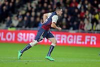 Enzo CRIVELLI  - 13.12.2014 - Nantes / Bordeaux - 18eme journee de Ligue1<br />Photo : Vincent Michel / Icon Sport