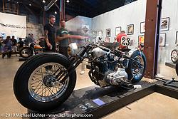 The Handbuilt Motorcycle Show. Austin, TX, . April 11, 2015.  Photography ©2015 Michael Lichter.
