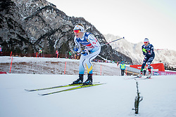 Jonna Sundling (SWE) during the ladies team sprint race at FIS Cross Country World Cup Planica 2016, on January 17, 2016 at Planica, Slovenia. Photo By Urban Urbanc / Sportida