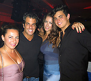EXCLUSIVE: Cafe de la Musique Event at Billionaire Nightclub in Monte Carlo, Monaco. <br /><br />Pictured: Selma Fonseca, Alvaro Garnero, Herika Noleto and Alvaro Garnero Jr.<br />Ref: SPL550814  250513   EXCLUSIVE<br />Picture by: CelebrityVibe / Splash News<br /><br />Splash News and Pictures<br />Los Angeles:310-821-2666<br />New York:212-619-2666<br />London:870-934-2666<br />photodesk@splashnews.com