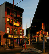 Court street and Hamilton Avenue, Red Hook, Brooklyn, New York<br />