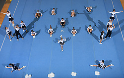 Elves, Italy during Mixed senior at second day of European Cheerleading Championship 2008, on July 6, 2008, in Arena Tivoli, Ljubljana, Slovenia. (Photo by Vid Ponikvar / Sportal Images).