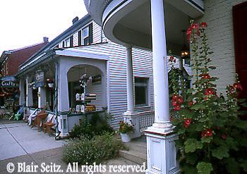 PA Historic Town Scape, Mercersburg, Franklin Co., Pennsylvania