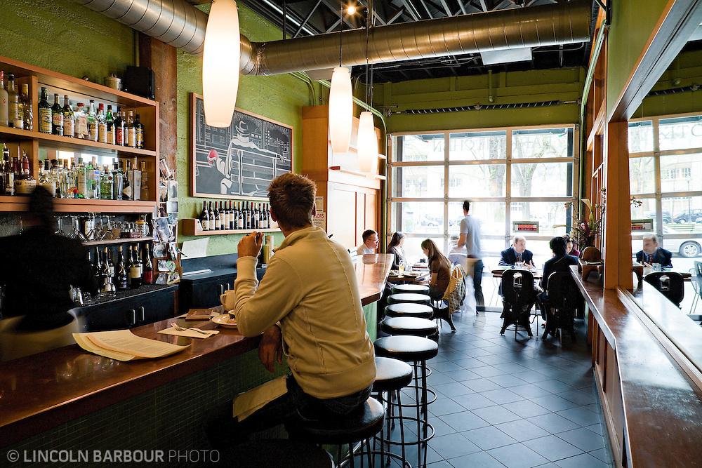 Park Kitchen interior in Portland, OR