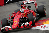 05 VETTEL sebastian (ger) ferrari sf15t action during the 2015 Formula One World Championship, Grand Prix of Monaco from May 20 to 24th 2015, in Monaco. Photo Jean Michel Le Meur / DPPI
