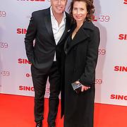 NLD/Amsterdam/20190506 - Premiere Singel 39, Richard Kemper en Sandra Mattie