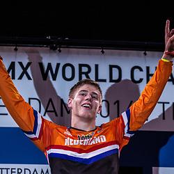 27-07-2014: Wielrennen: WK BMX : Rotterdam Niek Kimman