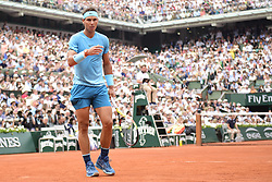 June 10, 2018 - Paris, France, France - Rafael Nadal  (Credit Image: © Panoramic via ZUMA Press)