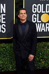 January 5, 2020, Beverly Hills, California, USA: MATT BOMER during red carpet arrivals for the 77th Annual Golden Globe Awards, at The Beverly Hilton Hotel. (Credit Image: © Kevin Sullivan via ZUMA Wire)