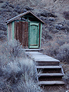 Outhouse, British Columbia, Canada