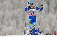 Der Sieger Alexey Poltaranin (KAZ). (Werner Schaerer/EQ Images)
