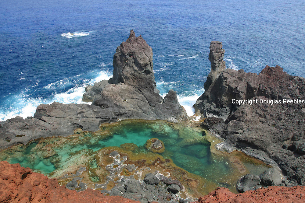 St. Paul's Point, Bounty Bay, Pitcairn Island<br />
